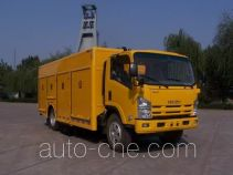 Liyi road testing vehicle THY5101TLJW
