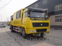 Liyi road testing vehicle THY5151TLCS
