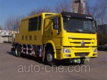 Liyi road testing vehicle THY5152TLJH