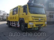 Liyi road testing vehicle THY5153TLJH