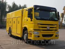 Liyi road testing vehicle THY5161TLJH
