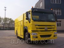 Liyi road testing vehicle THY5162TLJH