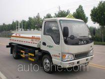 Huaren fuel tank truck XHT5047GJY