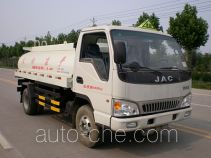Huaren chemical liquid tank truck XHT5065GHY