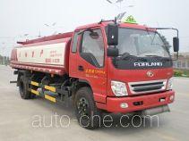 Huaren flammable liquid tank truck XHT5120GRY