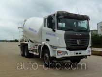 Huaren concrete mixer truck XHT5250GJBD6T4