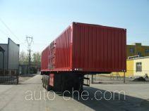 Huaren box body van trailer XHT9350XXY