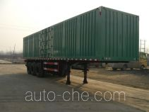 Huaren box body van trailer XHT9340XXY