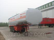 Huaren chemical liquid tank trailer XHT9400GHY