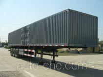 Huaren box body van trailer XHT9401XXY