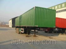 Huaren box body van trailer XHT9402XXY