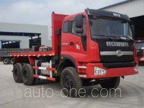 Kaisate flatbed dump truck ZGH3258BJ37