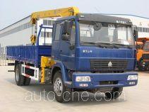 Kaisate truck mounted loader crane ZGH5120JSQZ1