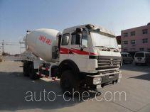 Kaisate concrete mixer truck ZGH5252GJBND41J