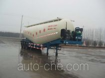 Kaisate low-density bulk powder transport trailer ZGH9400GFL