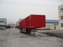 Kaisate box body van trailer ZGH9400XXY