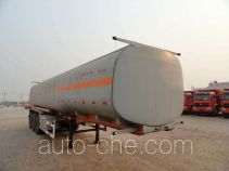 Kaisate flammable liquid tank trailer ZGH9401GRY