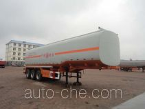 Kaisate flammable liquid tank trailer ZGH9404GRY