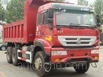 Luzhu Anju dump truck ZJX3250A