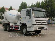Luzhu Anju concrete mixer truck ZJX5250GJBA