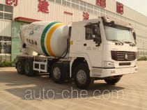Lushen Auto concrete mixer truck ZLS5310GJBZ170