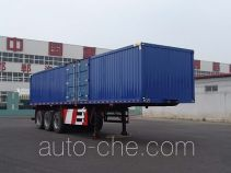 Lushen Auto box body van trailer ZLS9382XXY