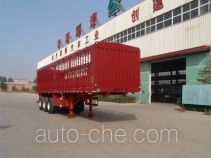Lushen Auto stake trailer ZLS9400CCY