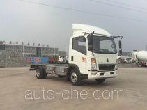 Sinotruk Howo electric truck chassis ZZ1077F3414Z174BEV
