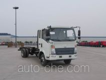 Sinotruk Howo truck chassis ZZ1087G331BE183