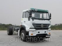 Sida Steyr truck chassis ZZ1121G501GE1L