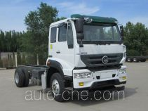 Sida Steyr truck chassis ZZ1161M501GE1