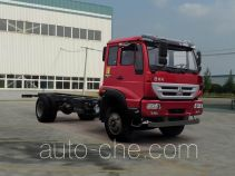 Huanghe truck chassis ZZ1164K4516D1
