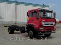 Huanghe truck chassis ZZ1164K4716D1