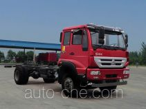 Huanghe truck chassis ZZ1164K5016D1