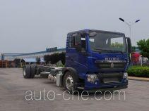 Sinotruk Howo truck chassis ZZ1187N641GE1