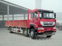 Sida Steyr cargo truck ZZ1251M42CGE1L