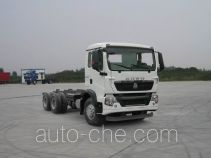 Sinotruk Howo truck chassis ZZ1257N324GD1