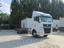 Sinotruk Sitrak truck chassis ZZ1266V504HE1K
