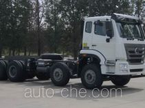 Sinotruk Hohan truck chassis ZZ1315N3266D1