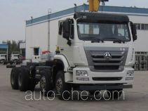 Sinotruk Hohan truck chassis ZZ1315N3666D1