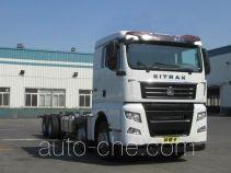 Sinotruk Sitrak truck chassis ZZ1316V466HE1