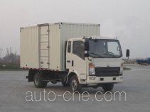 Sinotruk Howo cross-country box van truck ZZ2047XXYF342CD145