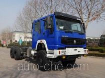 Sinotruk Howo off-road truck chassis ZZ2257N4657D5