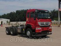 Sida Steyr dump truck chassis ZZ3251N3441E1