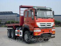Sida Steyr flatbed dump truck ZZ3251N3841D1T