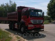 Sida Steyr dump truck ZZ3251N3841E1