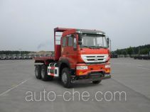 Sida Steyr flatbed dump truck ZZ3251N3841E1T