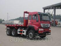 Sida Steyr flatbed dump truck ZZ3251N384GE1T