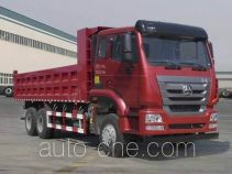 Sinotruk Hohan dump truck ZZ3255N4046E1