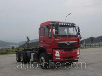 Homan dump truck chassis ZZ3258M40EB0